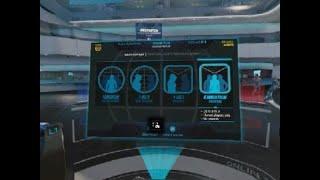 RIGS Mechanized Combat League, my first online match.