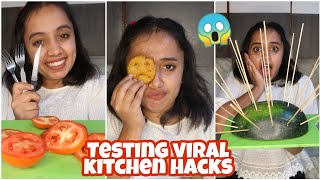 I tried Viral food hacks from 5 minute crafts🤦|gopsvlog
