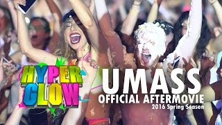 Hyperglow UMass w/ STEVE AOKI 3.31.16 (Aftermovie)