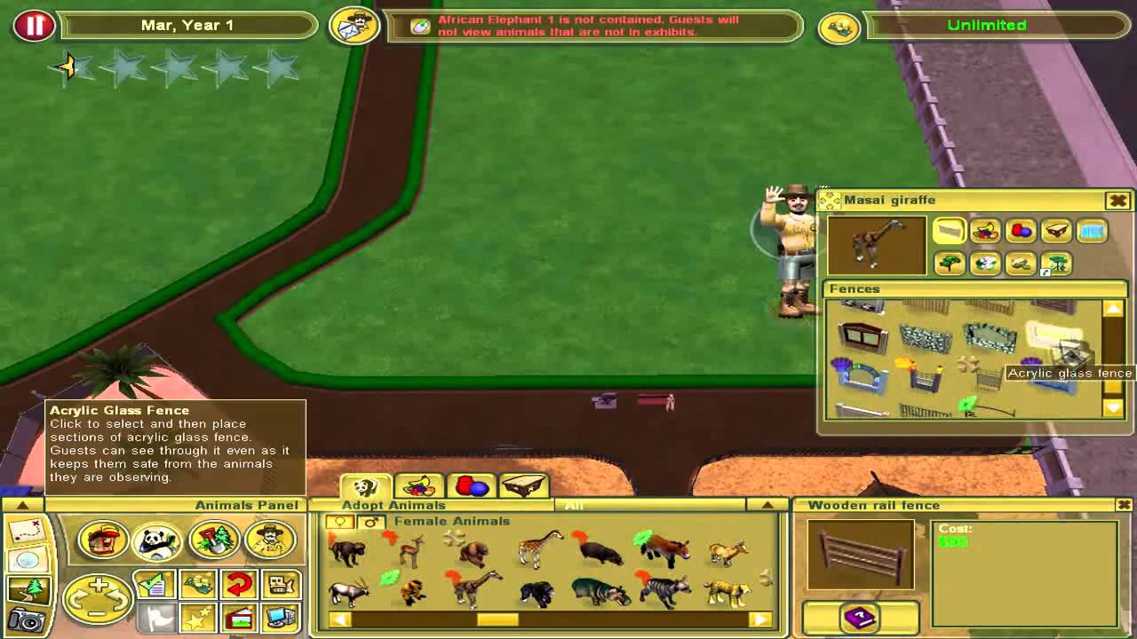 Zoo Tycoon 2 Ultimate Collection – Bexdyie