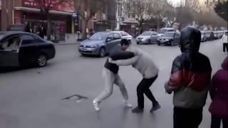 Дорожные войны в Китае/Дтп.