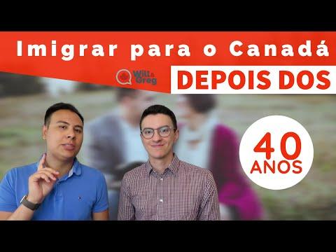 Ainda da para imigrar para o Canadá após os 40 anos?