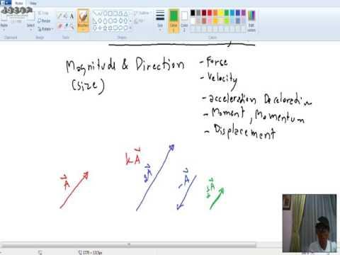 Joint Education SAT Physics Tuition Basic Vector1