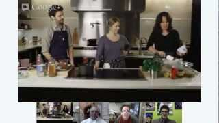 Live Hangout In The Bon Appetit Kitchen: Holiday Cooking Demo