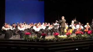 Springfield High School Orchestra - We Wish You A Merry Christmas 2008