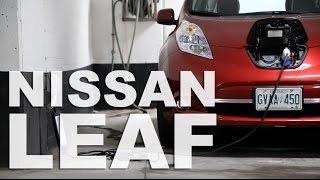 AutoTech - 2015 Nissan Leaf: Tech Roundup