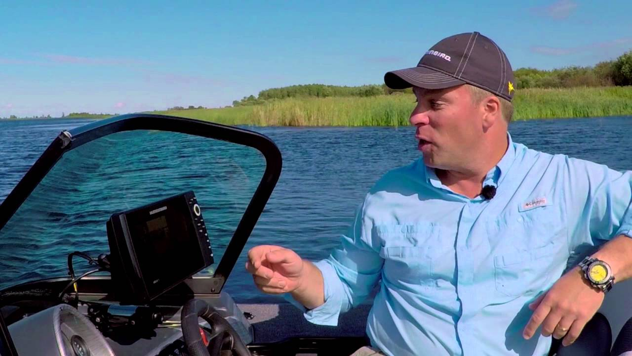 detailing the features and benefits of the humminbird helix 9 down, Fish Finder