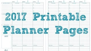My 2017 eCommerce Planner - Perfect for Amazon, Ebay or Online Retail Businesses!
