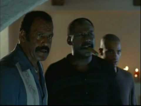 Richard Roundtree, Rio Appling, Fred Williamson