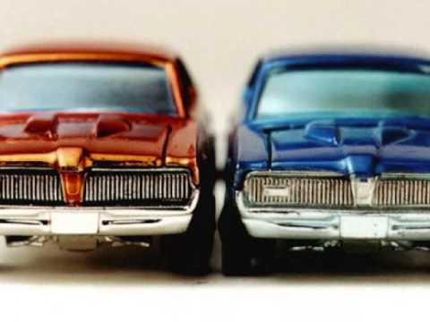 HOT WHEELS ORIGINAL REDLINE CARS....(Crazy Cool)