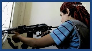 Syria War 2014: Jihadis battle for Idlib | European Jihadi part two | Guardian Investigations