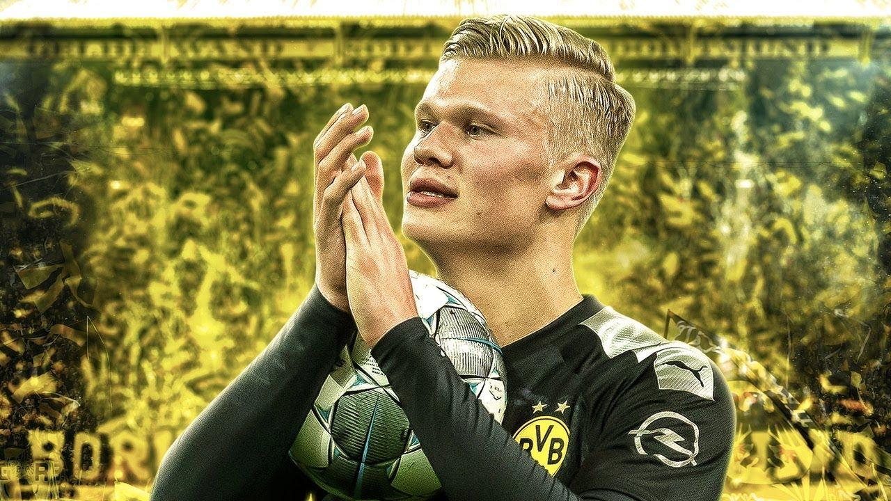 Can Erling Braut Haland Help Borussia Dortmund Win The Bundesliga Euro Round Up Youtube