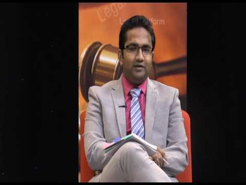 LEGAL PLATFORM 10 JANUARY 2017 ATN BANGLA UK