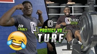 You CAN'T HANDLE This Workout!! Miami Commit Don Chaney & Malik Zaire About To Pass Out 😱