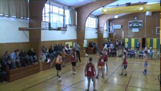Mountainside, NJ Recreation Commission Basketball 2014