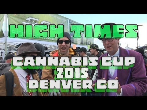 420 Science Club goes to the 2015 High Times Cannabis Cup!!!