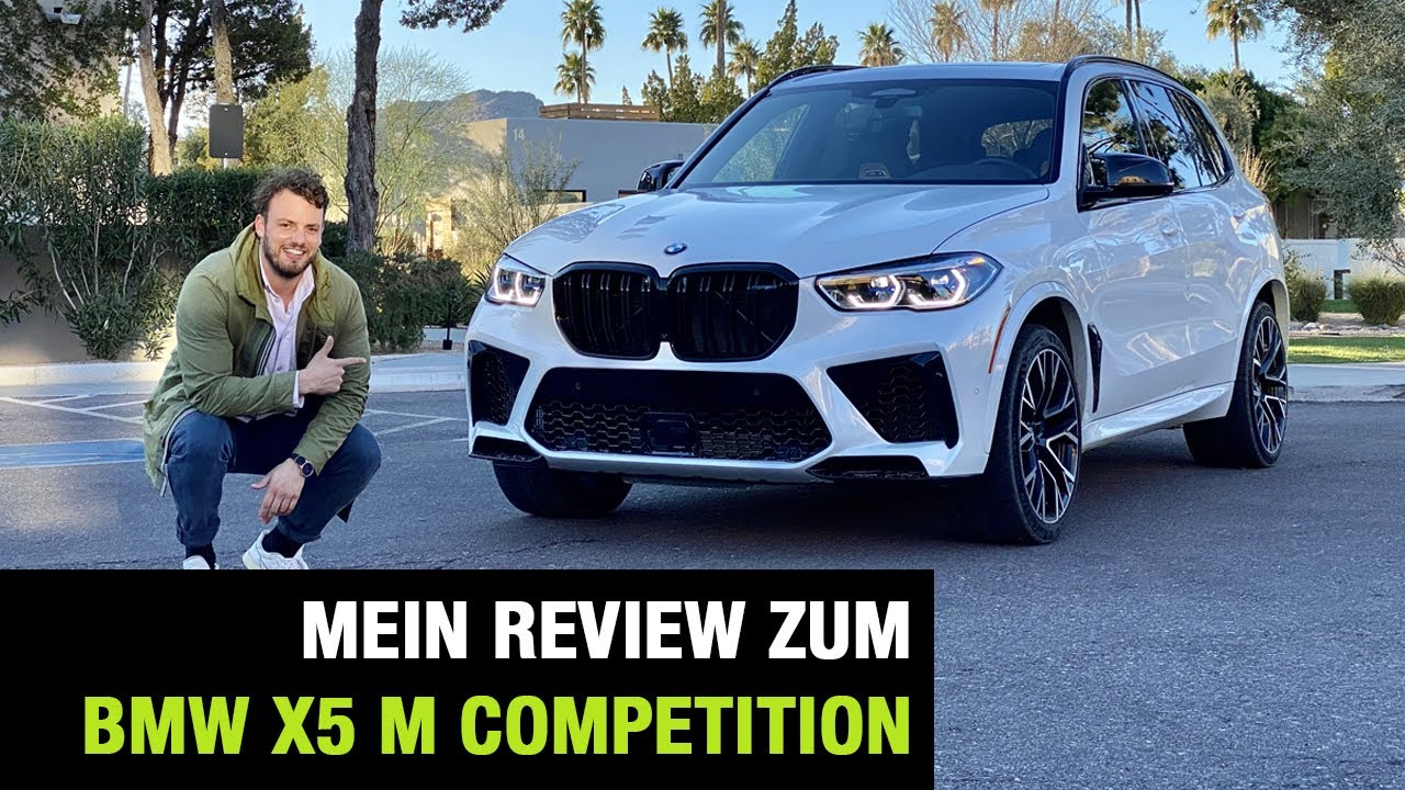 2020 Bmw X5 M Competition 625 Ps Fahrbericht Full Review Test Drive Launch Control Sound Youtube