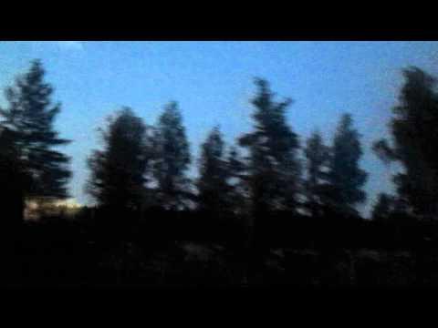 Поезд № 36 Москва-Нижний Новгород 02.07.13