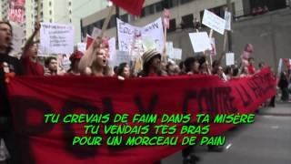 Le chiffon rouge ... Michel Fugain
