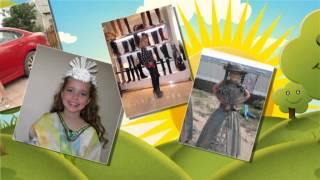 Видео-визитка на конкурс красоты Детская супермодель 2013-04-13, г. Новосибирск