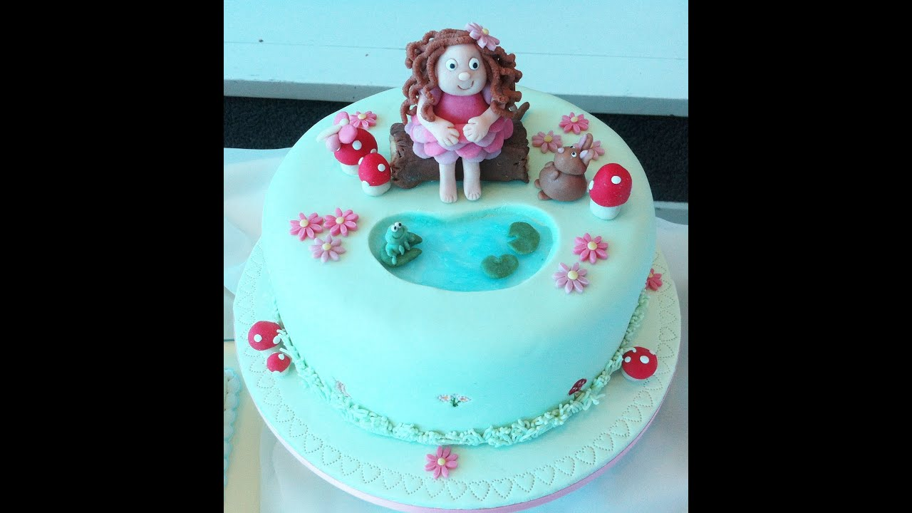 Abc Lv1 Cake Decoration 26 06 13 Bedford College Youtube