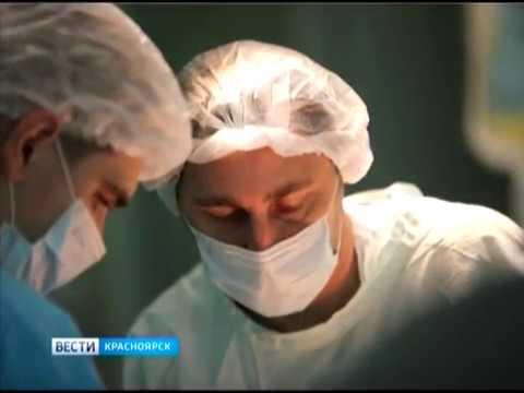 В Красноярске провели уникальную операцию по удалению паразита из печени