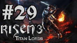 Risen 3: Titan Lords Gameplay / Let´s Play (German/Deutsch) #29 - Die verlassene Mine
