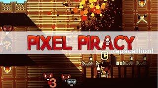 Calendrier des jeux indé - Jour 15 : Pixel Piracy