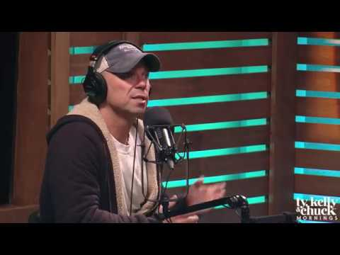 "Kenny Chesney Explains the Purpose Behind His New Song ""Get Along"" - Ty, Kelly & Chuck"