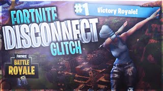 Fortnite Other Players Disconnects Let GLITCH (Playground) | SavageeMVP