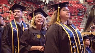 UMUC Commencement: Sunday Afternoon Ceremony - May 15, 2016
