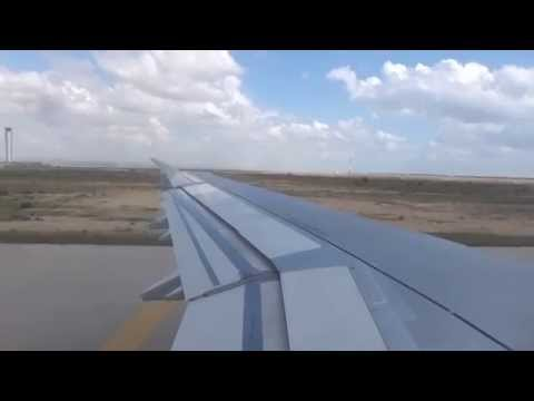 Takeoff Enfidha - Hammamet International Airport Tunisia 08/04/2015