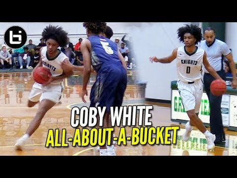 Could YOU Keep Coby White (UNC) Under 30?? DOUBT IT!!! Championship Game Highlights