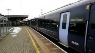 British Rail Class395 日本製イギリス版新幹線