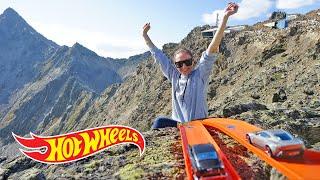 Hot Wheels Racing Over 3000 m High
