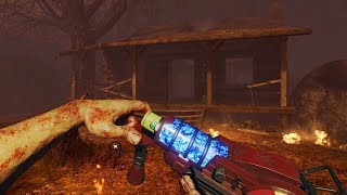 It's finally here... TRANZIT REMASTERED (Call Of Duty: Zombies Remaster)