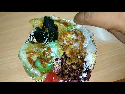 Review Jajanan Pasar Cenil Ciwel Lopis Klepon Sawut Ketan Putih Ketan Hitam Gratissss Youtube