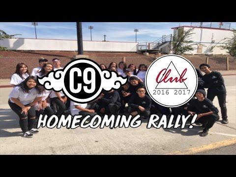 IHS Homecoming Rally (2016) - CLOUD 9 X C.L.U.B