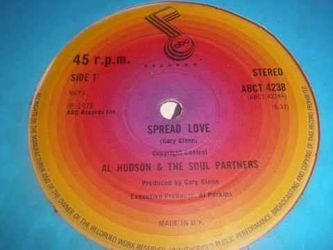 al hudson & the soul partners-SPREAD LOVE