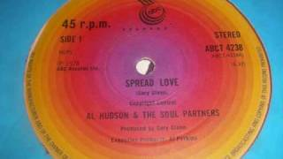 al hudson & the soul partners-SPREAD LOVE