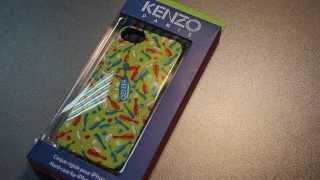 Обзор чехла Kenzo для iPhone 5/5s от магазина iTovari.ru(, 2013-11-15T14:53:16.000Z)
