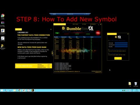 Arbitrage Forex EA BumbleBeeFx Pro 1.5 Video Guide