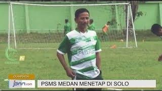 Hemat, Skuat PSMS tak Pulang ke Medan - JPNN.COM