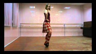 шотландские танцы: техника. 2 выпуск(Танцевальный видео-блог Марии Зотько о технике исполнения сольных спортивных шотландских танцев. Этот..., 2012-02-21T14:39:04.000Z)