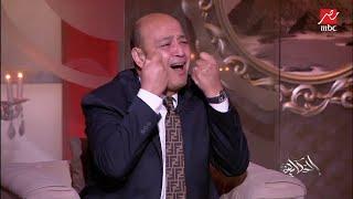 عمرو أديب يطلب من أحمد سعد غناء