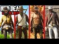 THE BEST OUTFITS in Red Dead Online! Red Dead Online Fashion Show! RDR2 Online Funny Moments