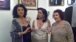 Sabor a Mi, Marta Fort, Mariquena Monti , Juana Patiño