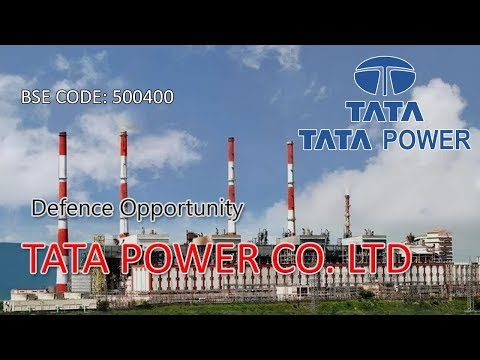 Defence Opportunity - TATA POWER CO. LTD, BSE Code - 500400
