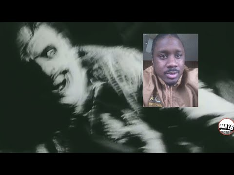 Thomas Hewitt Leatherface Real Footage!!! REACTION VIDEO ...