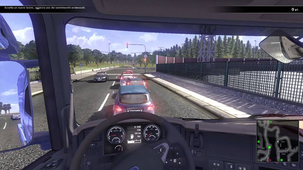 Virtual Truck Driving Game The Best Free Software For